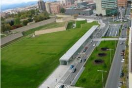 Nueva estación de Autobuses de Pamplona