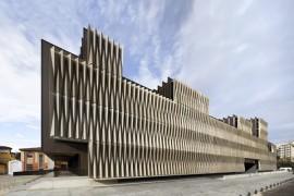 Cubiertas Edificio Biomédica