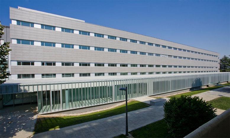 Mapa Pabellones Hospital De Navarra.Pabellon C Del Hospital De Navarra Navimper